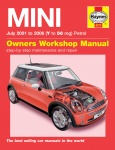 INSTRUKCJA MINI ONE COOPER S (2001-2006)